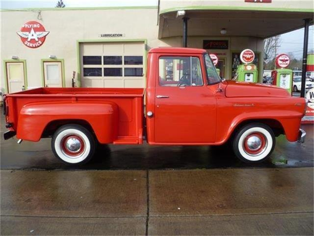 1957 International 1/2 Ton Pickup | 881918