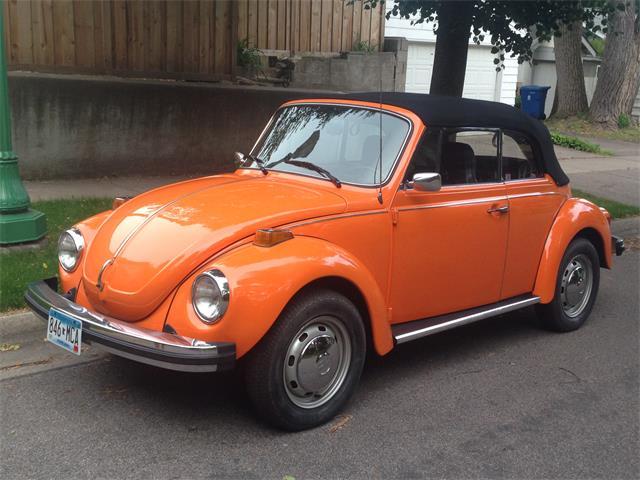 1976 Volkswagen Super Beetle | 881919