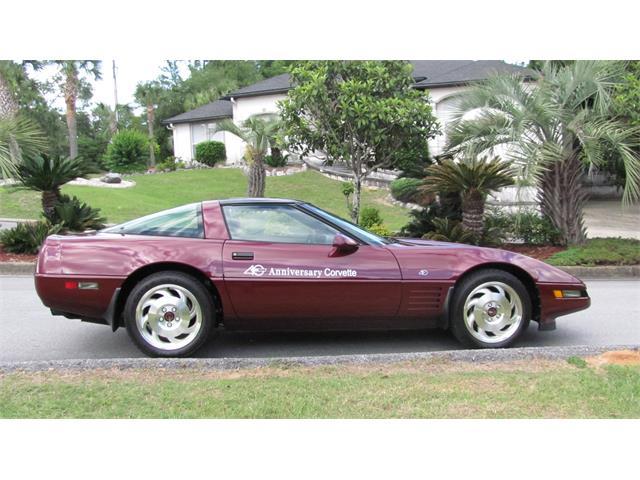 1993 Chevrolet Corvette | 881926