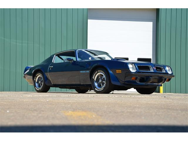 1974 Pontiac Firebird Trans Am | 881928
