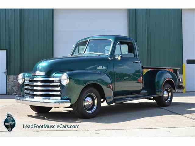 1953 Chevrolet 3100 | 881929