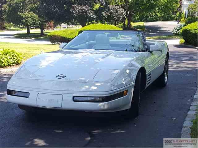 1993 Chevrolet Corvette | 881931