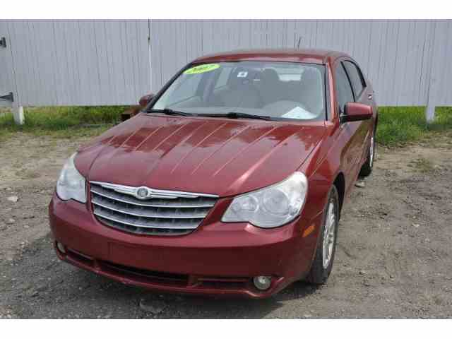 2007 Chrysler Sebring | 881933