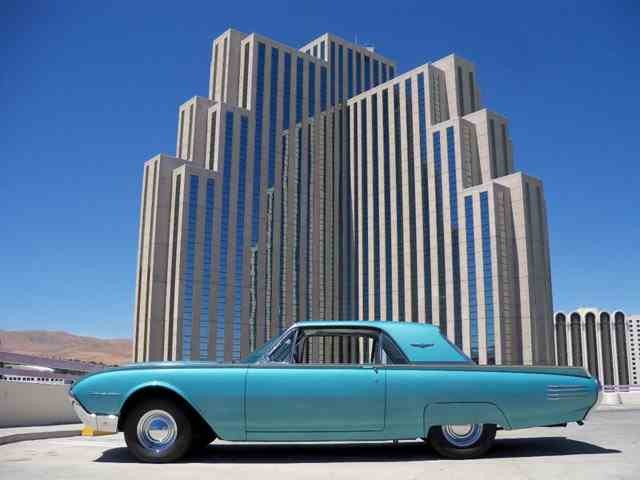 1961 Ford Thunderbird | 881936