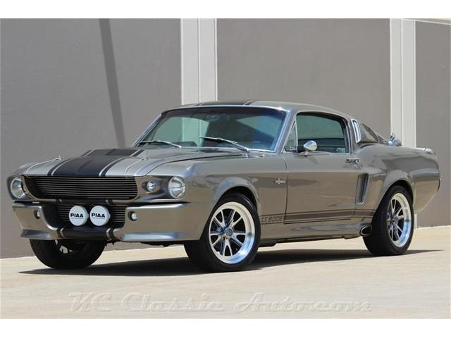 1968 Ford Shelby GT500 Eleanor Tribute 4 speed | 881939