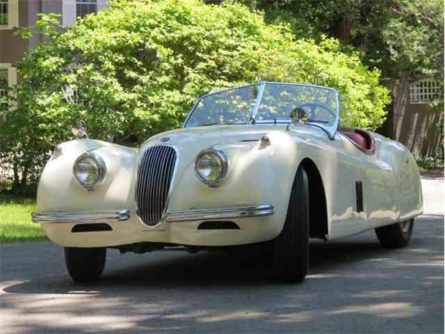 1954 Jaguar XK120 | 881943