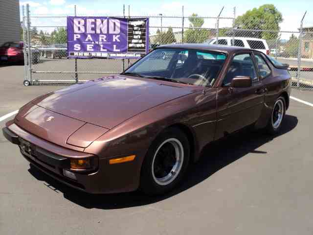 1985 Porsche 944 | 881945