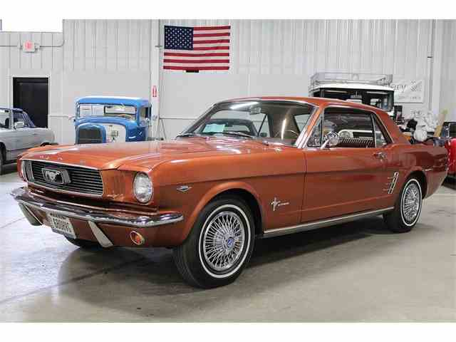 1966 Ford Mustang | 881950