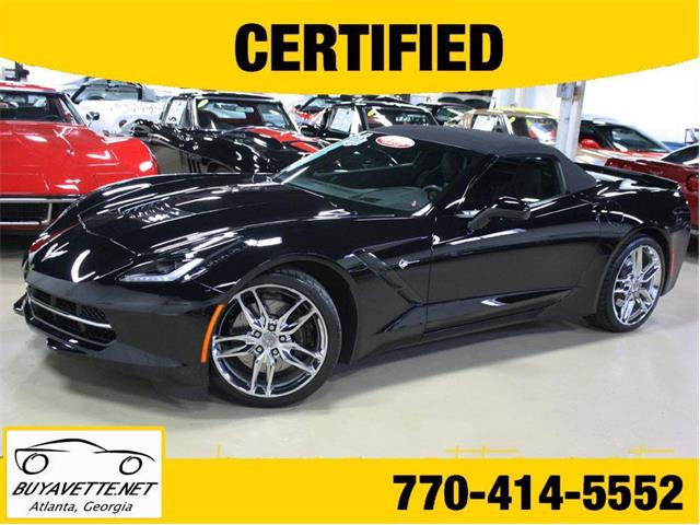 2014 Chevrolet Corvette | 881954