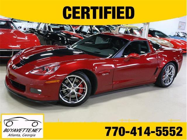 2008 Chevrolet Corvette | 881955
