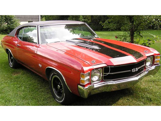 1971 Chevrolet Chevelle | 880197