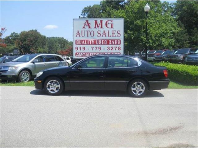 2000 Lexus GS 300/400 | 881980