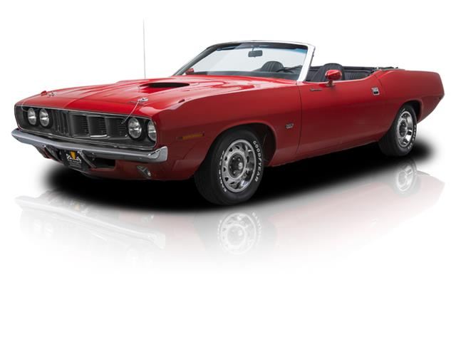 1971 Plymouth Barracuda | 881983
