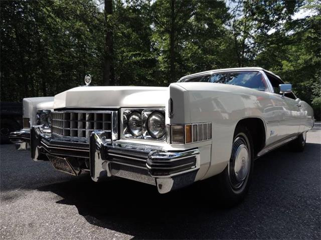 1973 Cadillac Eldorado | 881994