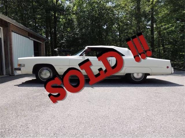 1973 Cadillac Eldorado   881994
