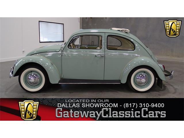 1963 Volkswagen Beetle | 881999