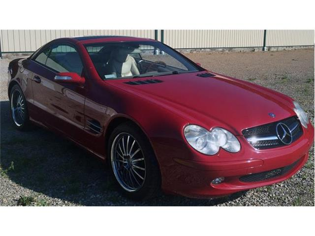2004 Mercedes-Benz SL500 | 880203