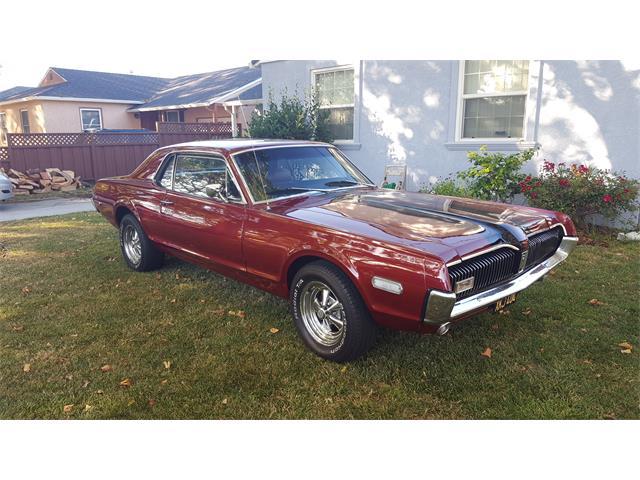 1968 Mercury Cougar | 882033