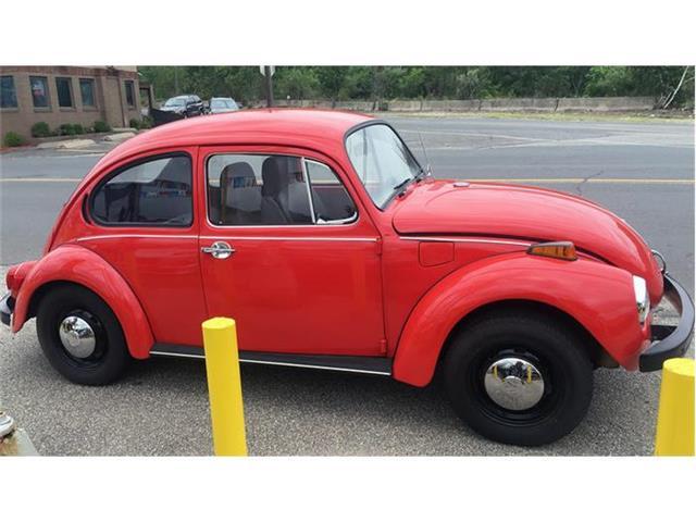 1972 Volkswagen Super Beetle | 882048