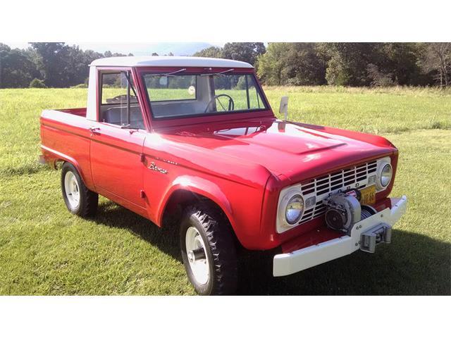 1966 Ford Bronco U14 | 882050