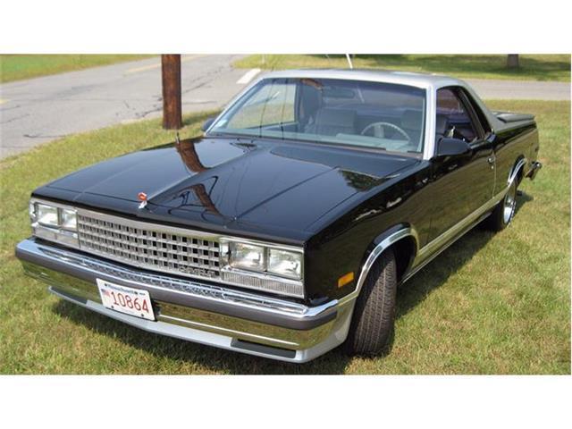 1986 Chevrolet El Camino | 882051