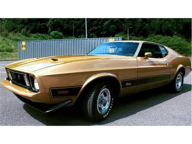 1973 Ford Mustang Mach 1 | 882058