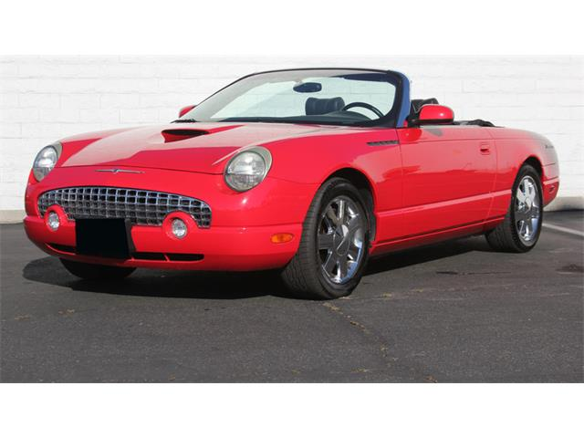 2002 Ford Thunderbird | 882059