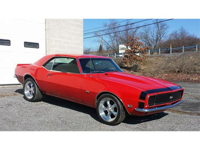 1968 Chevrolet Camaro RS/SS | 882062
