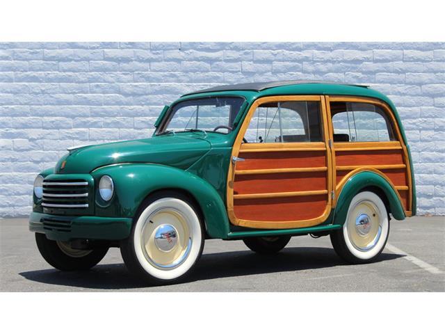 1951 Fiat 500C | 882068