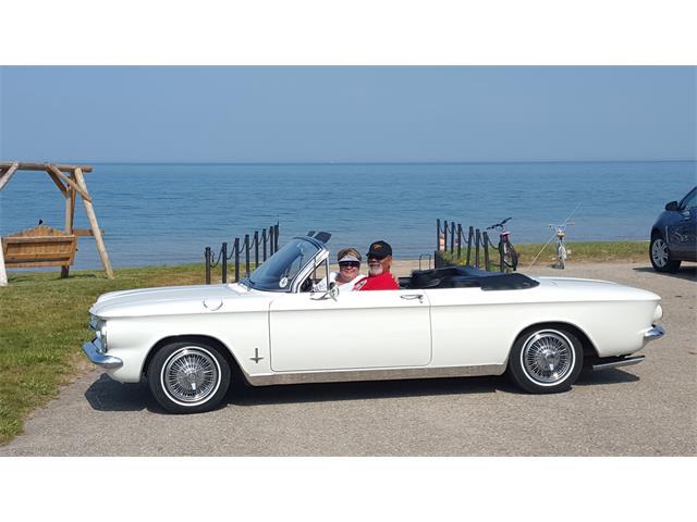 1964 Chevrolet Corvair Monza | 882080