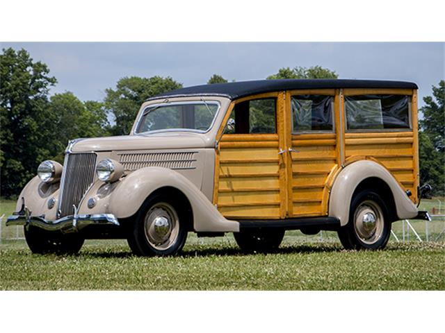 1936 Ford Station Wagon | 882087