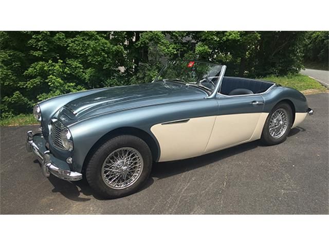1960 Austin-Healey 3000 MK I BT7 Roadster | 882088