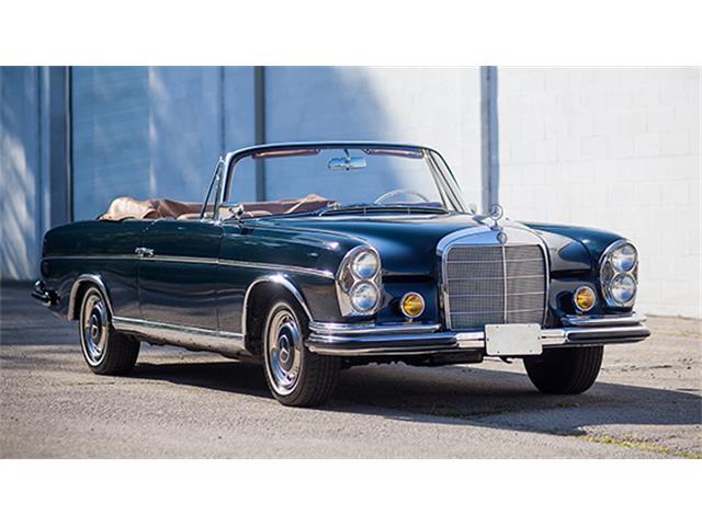 1964 Mercedes-Benz 220SE Cabriolet | 882089