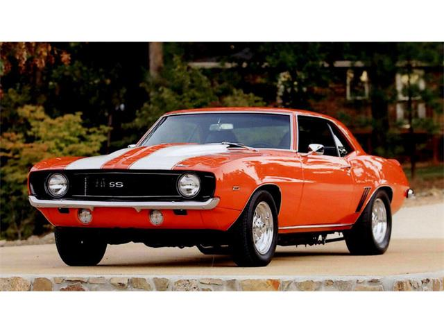 1969 Chevrolet Camaro | 880209