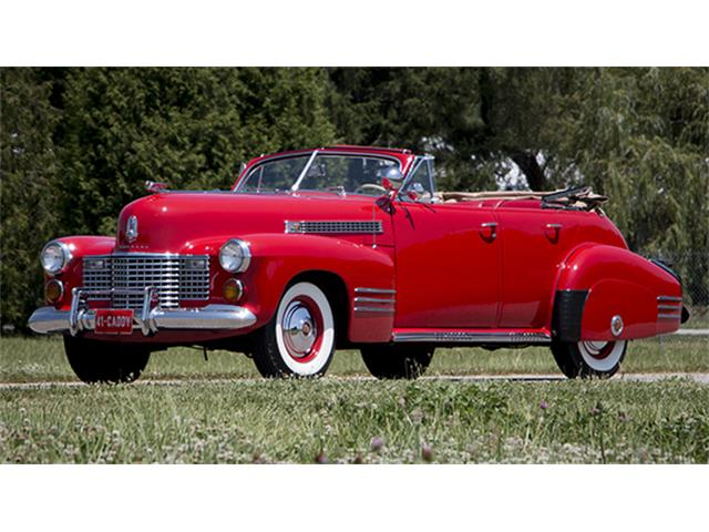 1941 Cadillac Series 62 Convertible Sedan | 882092