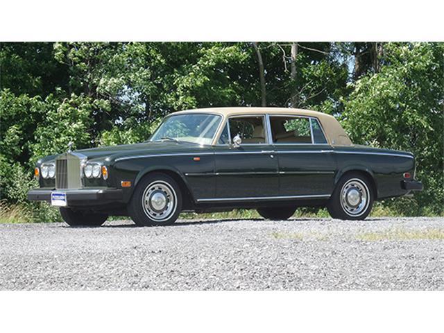 1976 Rolls-Royce Silver Shadow LWB Saloon | 882093