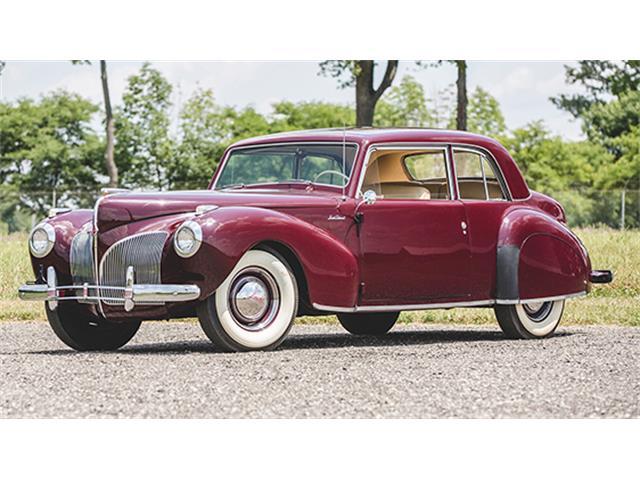 1941 Lincoln Continental | 882098