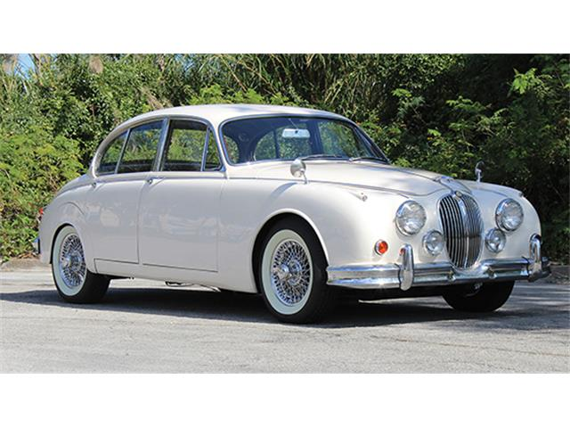 1964 Jaguar Mark II | 882100