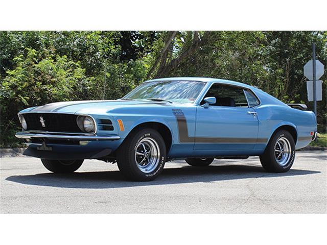 1970 Ford Mustang | 882102