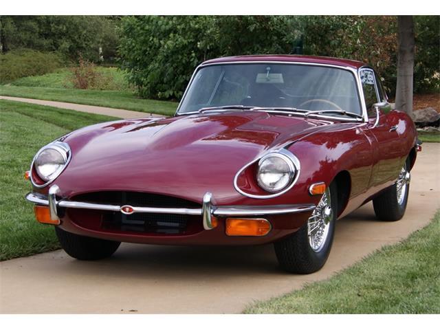1969 Jaguar XKE II | 882115