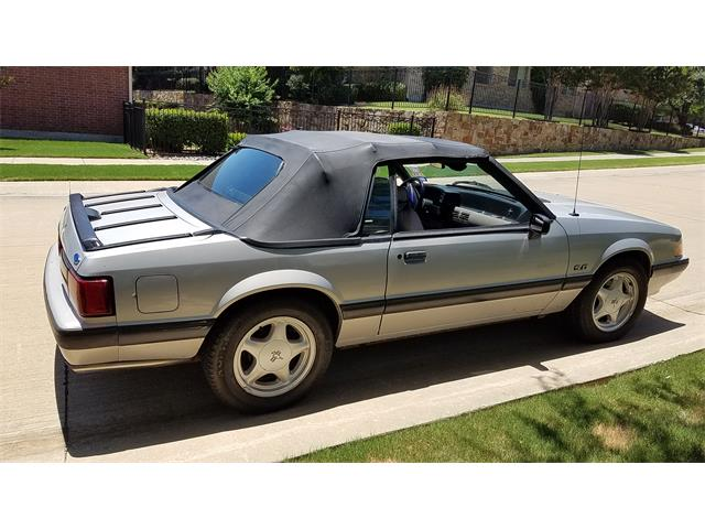 1991 Ford Mustang LX | 882118