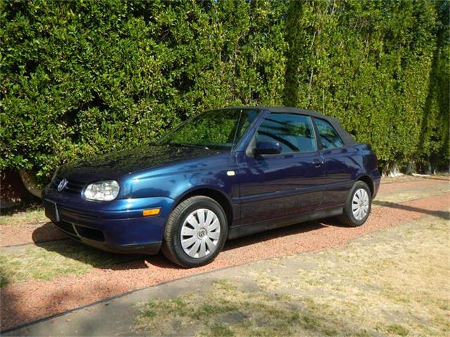 2000 Volkswagen Cabriolet   882119