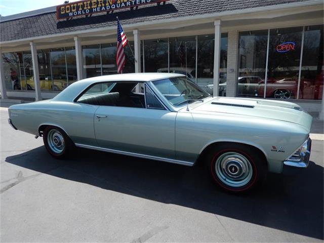 1966 Chevrolet Chevelle SS | 882120
