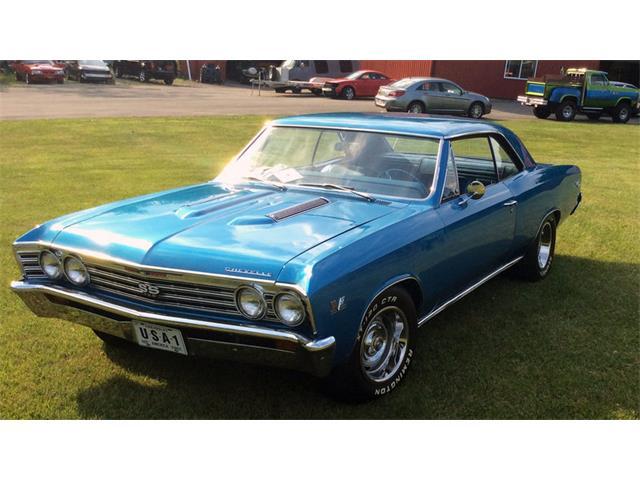 1967 Chevrolet Chevelle | 880213