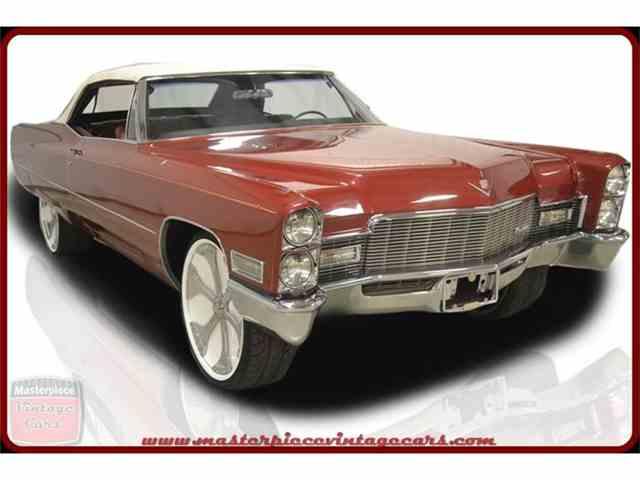 1968 Cadillac DeVille | 882131