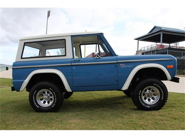 1969 Ford Bronco | 882136