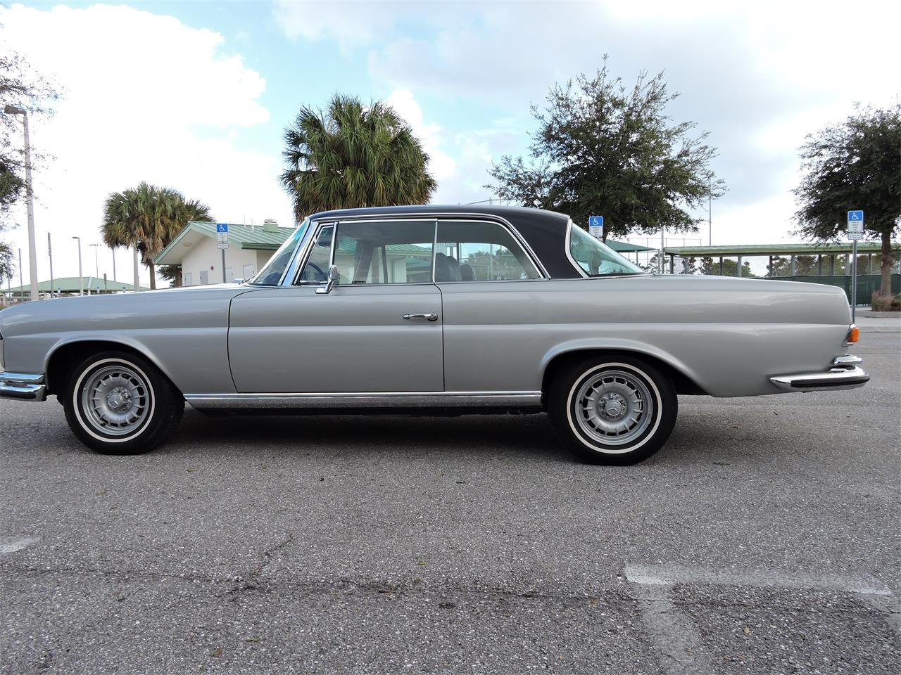 1970 mercedes benz 280se for sale cc for Mercedes benz delray beach