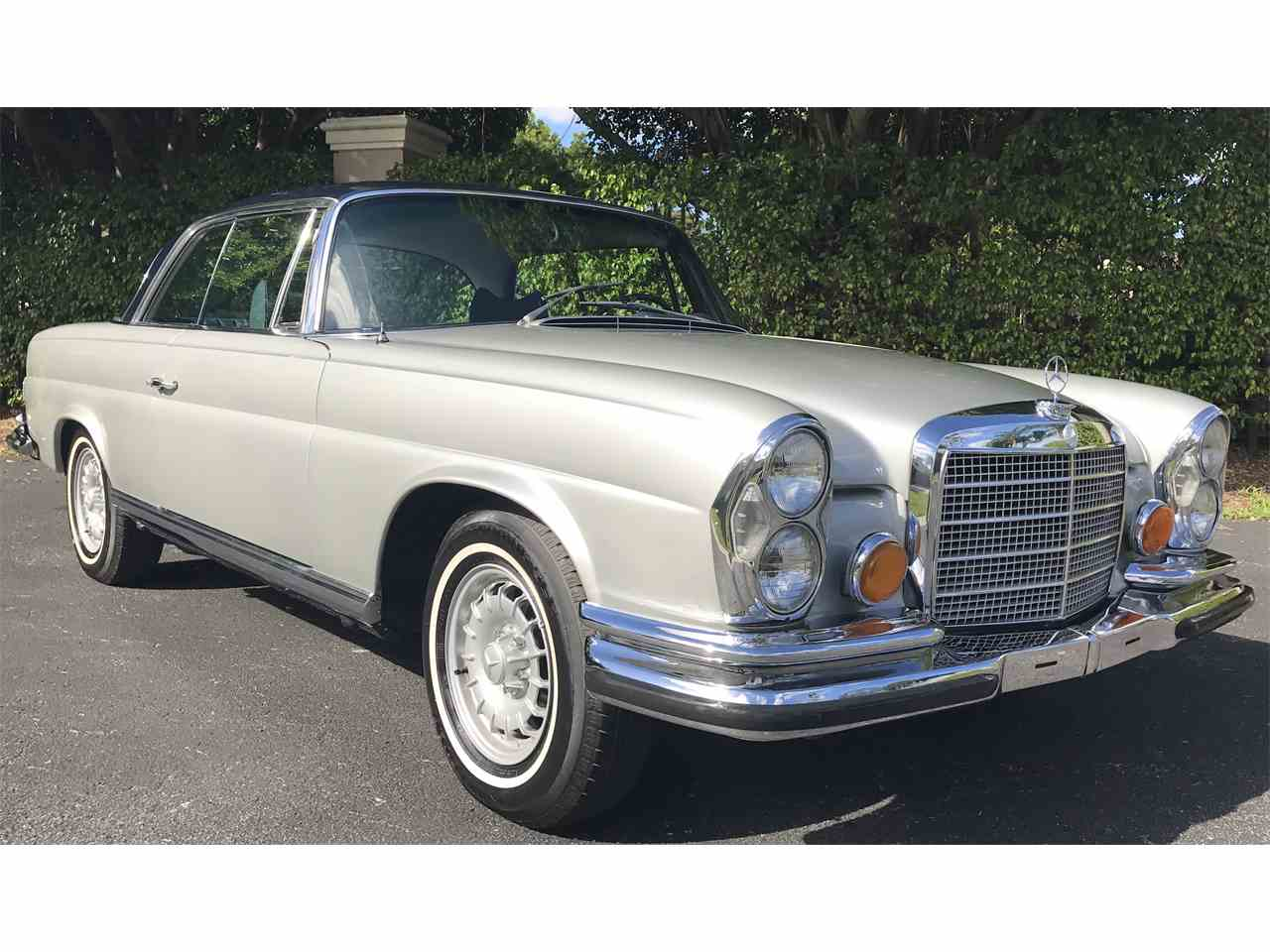 1970 mercedes benz 280se for sale cc for Vintage mercedes benz