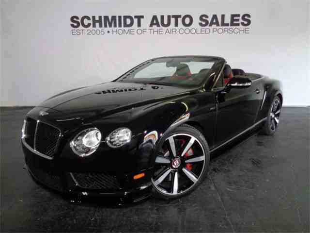 2015 Bentley Continental GTC V8 S | 882143