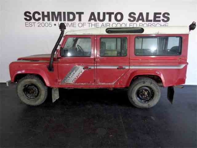 1990 Land Rover Defender | 882144
